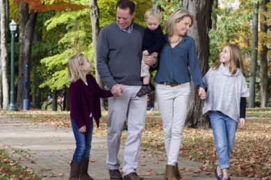 fall family portrait outfit ideas