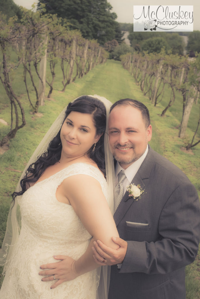 Bella Brooke Winery Wedding