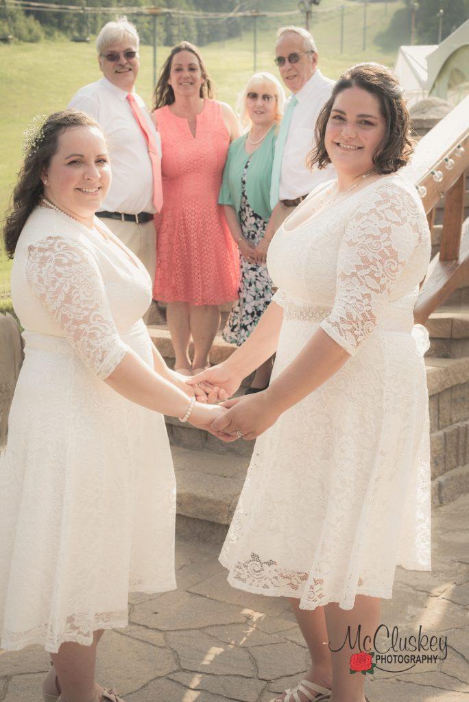 wedding photographers for lesbian weddings