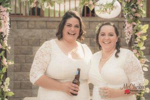 lesbian wedding photographers